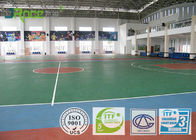 Indoor Basketball Sport Court Surface Seamless No Sweat For School Stadium