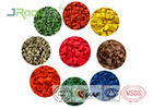 Playground EPDM Rubber Granules Particles Materials High Elasticity Flexible