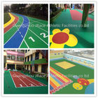 Rubber Material EPDM Rubber Flooring Outdoor Playground Floor For Kids
