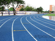 IAAF Certificated Polyurethane Track Surface For Running Race